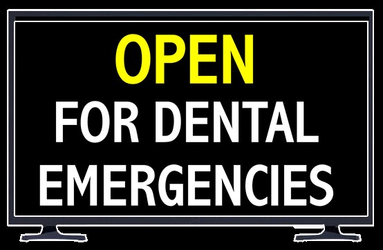 Dental Emergency Only